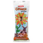 12 x Beaphar Small Animal Crunch Sticks Carrot & Parsley