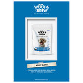 Woof & Brew Adult Herbal Tea Day 28
