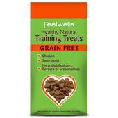 7 x Feelwells Training Treats Grain Free 115g