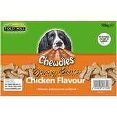 Chewdles Gravy Bones Chicken 10kg