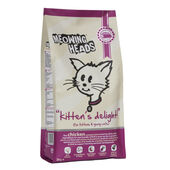 Meowing Heads Kittens Delight Chicken Kitten Food 250g
