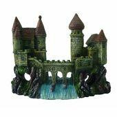 Supa Ornaments Castle & Bridge