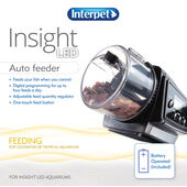 Interpet Auto Feeder For Insight Aquarium 40ltr & 60ltr