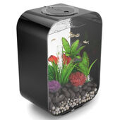 Biorb Life Portrait 15 Aquarium Standard LED Black 15ltr