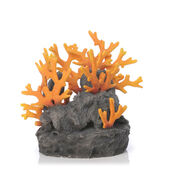 BiOrb Sam Baker Ornamental Lava Rock With Fire Coral