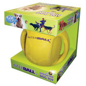 Pet Brands Interball With Swing Tag Label