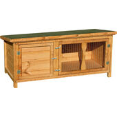 Seapets Pet Specialist Cottage Hutch 131 X 65x 57cm