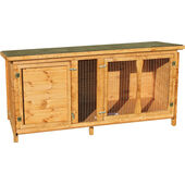 Pet Specialist Manor Hutch 161 X 70 X 74cm