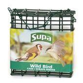 Supa Cake & Scrap Feeder 15x15x4cm (6x6x1.5