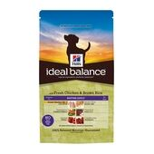 Hill's Ideal Balance Canine Mature Adult With Fresh Chicken And Brown Rice