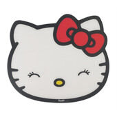 Hello Kitty Feeding Mat Kitty Design White