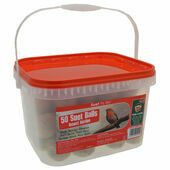 Suet To Go 50 Suet Balls Bird Treats Tub