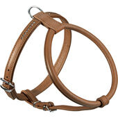 Hunter Round & Soft Elk Petit Harness Cognac