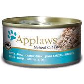 24 x Applaws Kitten Can Tuna 70g