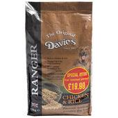 Davies Ranger Chicken & Rice Complete 15kg