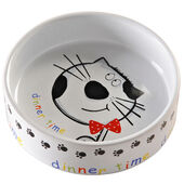 Mason Cash Dinner Time Cat Bowl 14 X4cm