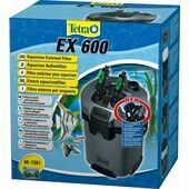 Tetra Ex600 Plus Canister Filter