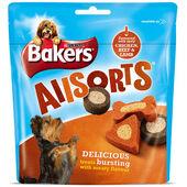 6 x Bakers Allsorts 98g