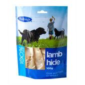 8 x Hollings Lamb Hide 100g