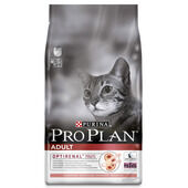 Purina Pro Plan Cat Optirenal Adult Salmon & Rice