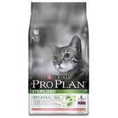 Purina Pro Plan Sterilised Optirenal Salmon & Rice Cat Food