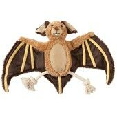 Danish Design Bertie The Bat Plush Dog Toy - 10