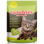 12 x Coachies Cat Treats Tuna Joint Mobility 65g