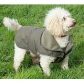 Cosipet Green Waterproof Dartmoor Dog Coat