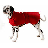 Cosipet Weather Resistant Nylon Coat - Red