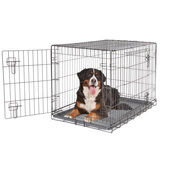 Dogit Wire Home 2 Door Black Giant 122x81x89cm (48x32x35