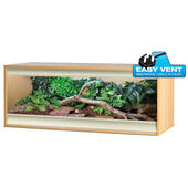 Vivexotic Viva+ Terrestrial Vivarium Large Oak 115x49x50cm