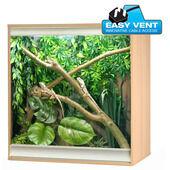 Vivexotic Viva+ Arboreal Vivarium Medium Beech 86.2x49x91.5cm