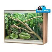 Vivexotic Viva+ Arboreal Vivarium Large Deep Walnut 115x61x91.5cm