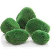 Biorb Fish Aquarium Moss Pebbles- Green
