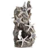 BiOrb Sam Baker Ornamental Sea Stars On A Rock Grey