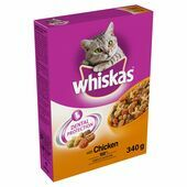 Whiskas Dry With Chicken