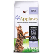 Applaws Cat Dry Chicken With Extra Duck