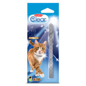 Bob Martin Clear Flea Collar For Cats Monochrome