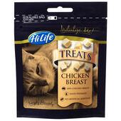 12 x 10g HiLife Indulge Me Chicken Breast Cat Treats