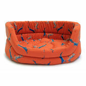 Danish Design Woodland Hare Orange Slumber Bed