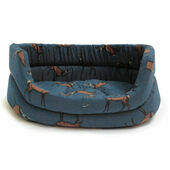 Danish Design Woodland Stag Blue Slumber Bed