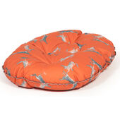 Danish Design Woodland Hare Orange Quilted Mattress