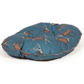 Danish Design Woodland Stag Blue Quilted Mattress