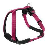 Hunter Neoprene Nylon Harness Raspberry/black