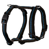 Hunter Power Grip Vario Rapid Nylon Harness Black