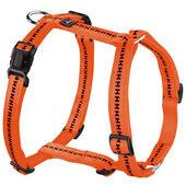 Hunter Power Grip Vario Rapid Nylon Harness Orange