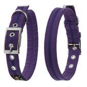 Oscar & Hooch Dog Collar Liberty Purple
