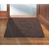 Nano Pet Products Dirty Dog Doormat Brown 79x51cm