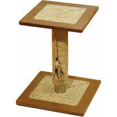 Rosewood Catwalk Natural Feather Cat Scratcher Post Oregano 44x35x35cm