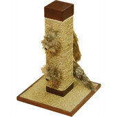 Rosewood Catwalk Natural Cat Scratcher Post Sage